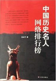 >中国历史名人网络排行榜