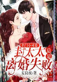 名门小可爱:封太太总是离婚失败